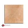 Travertine Toulouse Taupe 60x60cm , Hoogglans, Gerectificeerd , Vloer en wand Tegel