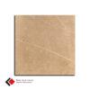 Ciana Grey 60x60cm , Hoogglans ,  Gerectificeerd, Wand en Vloer