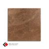 Geo Bruin 60x60cm , Wand en Vloertegel, Half glans, Gerectificeerd