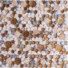 Mozaïek Planet Gold Glas 30x30cm , Voor Wand, vloer, Wc , Badkamer, Keuken